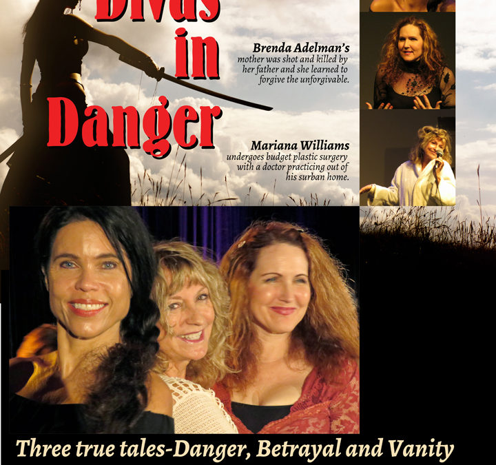 Divas in Danger: Three Stories You Don't Want to Miss at the Theatre