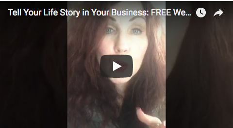 How to Tell Your Life Story- Free Webinar with Brenda Adelman