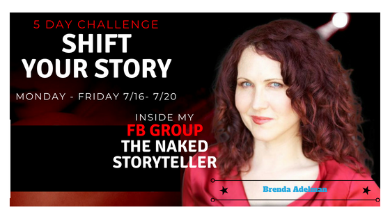 Day 1 Pre-Training for Shift Your Story Challenge (Video)