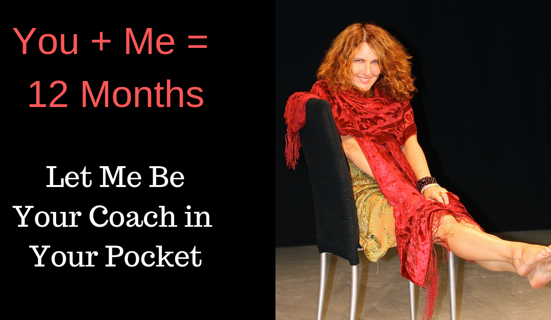 It's 2019! Can you believe it? (Your coach in your pocket)